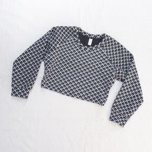 {2 for $20} AMERICAN APPAREL Quilted Crop Top